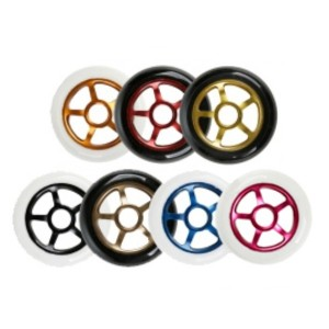 JD Bug Pro Extreme scooter wheels all colours