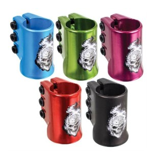 MGP HotHead Oversized Triple Clamp all colours