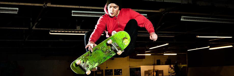 Belhaven Bikes - Skateboard