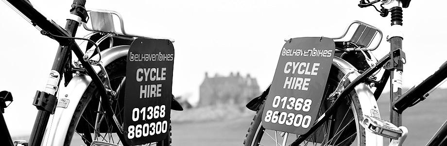 Belhaven Bikes - Cycle Hire