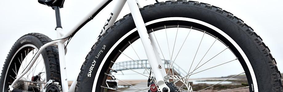 Belhaven Bikes - Surly Pugsley Bike