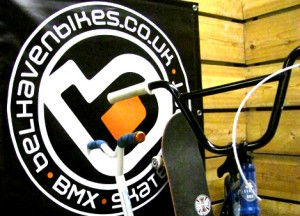 BMX skateboard scooters christmas Belhaven Bikes East Lothain bike shop based Dunbar