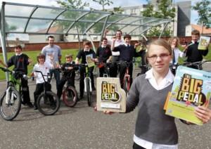 Big-Pedal-2012-winners-Dunbar-Grammar-East-Lothian-Belhaven-Bikes