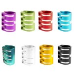 Blazer Pro Quad Clamp with Shim all colours