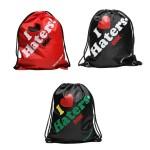 DGK Haters Cinch Bag all colours