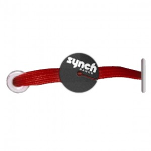 Synch Band Red