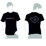 Belhaven Bikes Black T-Shirt