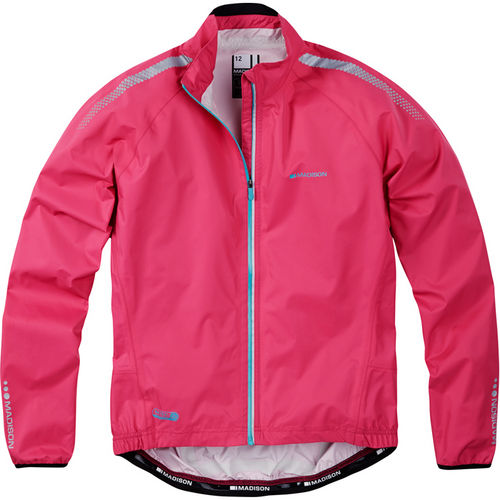 Madison Oslo Jacket Very Berry, Belhaven Bikes, Dunbar, East Lothian, cycle shop, cycle clothing