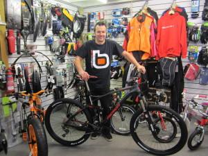 Colin Belhaven Bikes