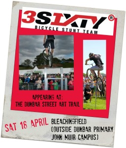 3SIXTY Bike Trials Stunt Team