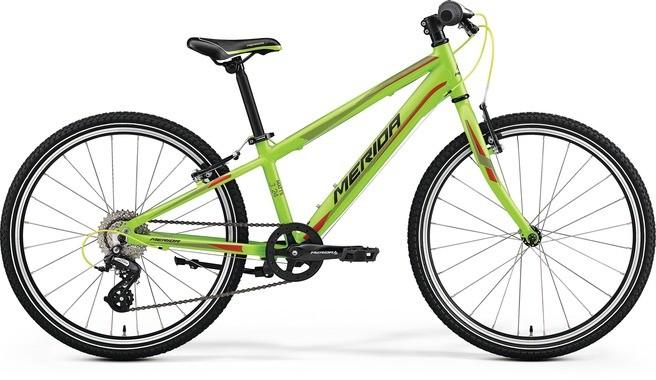 Merida Matts J24 Race 2017 - Belhaven Bikes, Dunbar, East Lothian, Kids Bikes