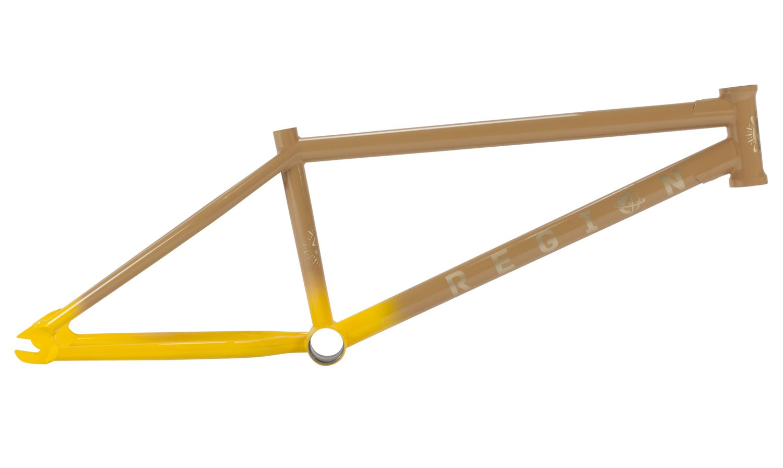 United Region BMX frame - Belhaven Bikes