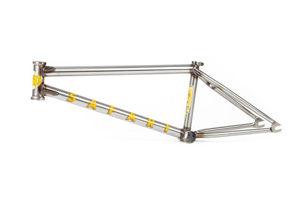 BSD Safari frame, Belhaven Bikes, Dunbar, East Lothian, BMX, Custom