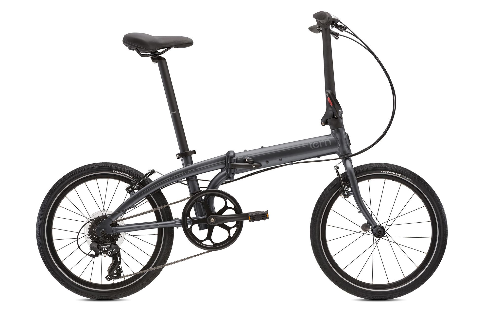 Tern C8, Belhaven Bikes, Dunbar, East Lothian, Folding bikes