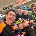 FamilybyCycle Belhaven Bikes Bikepacking Film