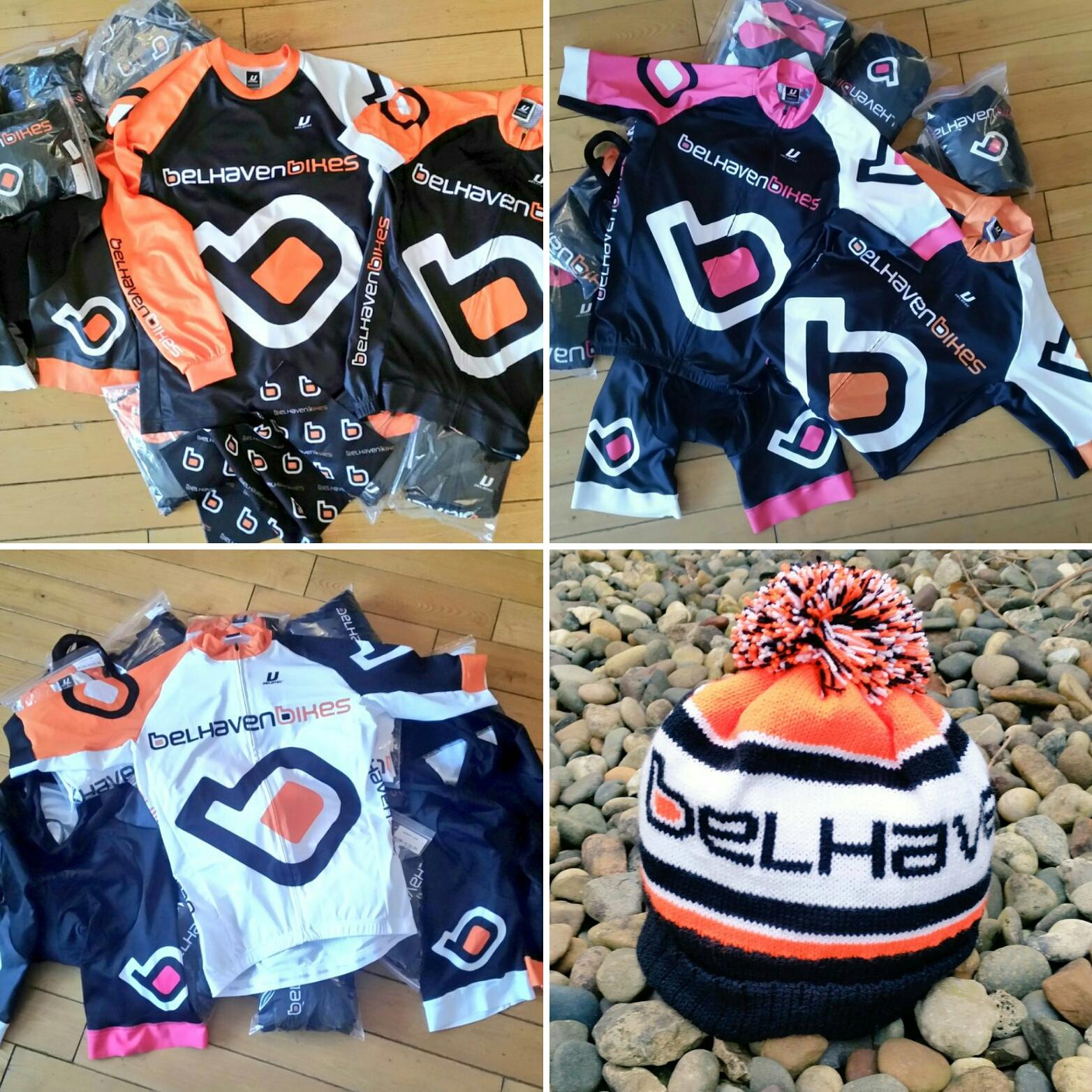 346720621 Cycling-Custom-Kit-Belhaven-Bikes-Dunbar-East-Lothian