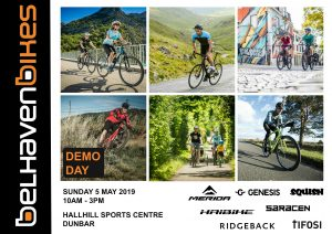 Belhaven Bikes Demo Day 2019